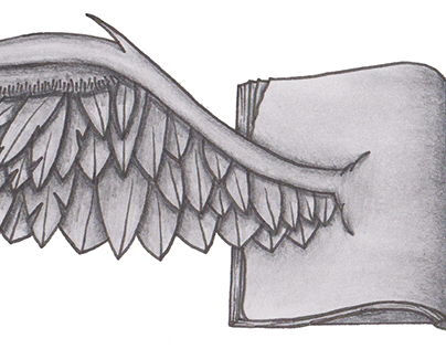 Book and Wings
