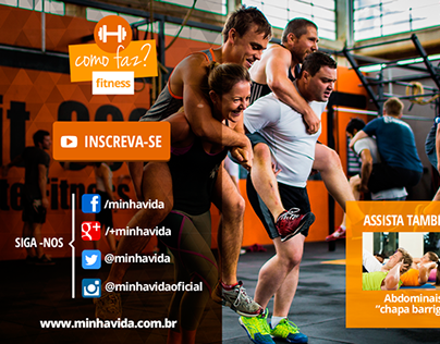 Guia Visual para vídeos @minhavida