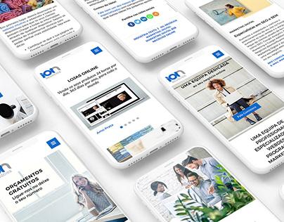 IOL Negócios Website