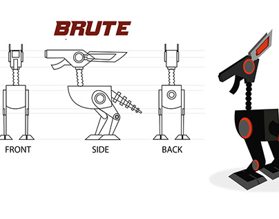 Brute Animation