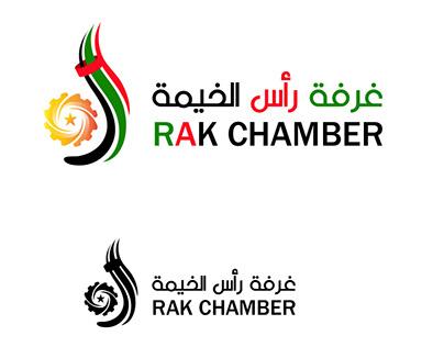 RAK Chamber Logo - غرفة رأس الخيمة