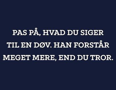 YCCA 2015 - Danske Døves Landsforbund