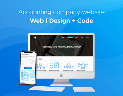 IasiContabil.ro | Accounting Company Website