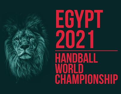 EGYPT 2021 HANDBALL WORLD CHAMPIONSHIP.