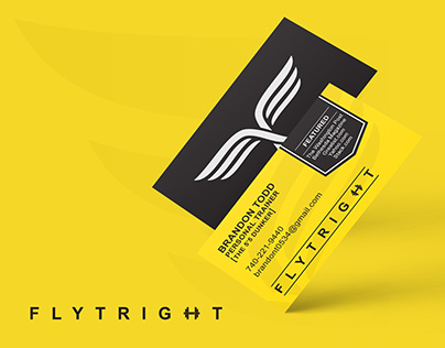 Flytright branding