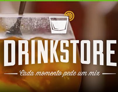 DrinkStore Diageo e Pão de Açúcar