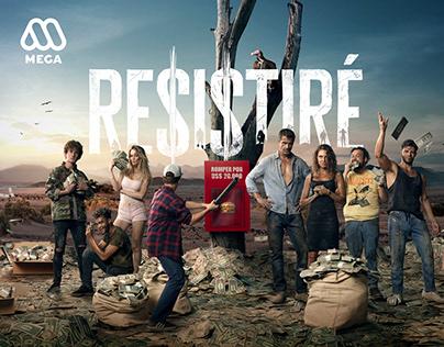 Resistiré / Reality Mega