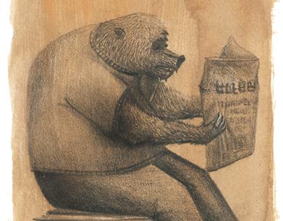 El oso y los mecanismos (pruebas de estilo)
