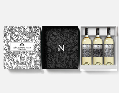 Señorio de Nava - White Wine Packaging