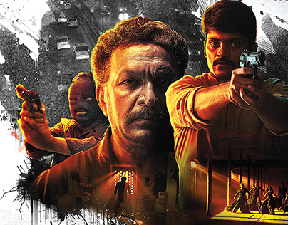 posters for movie 8THOTTAKKAL (2017)