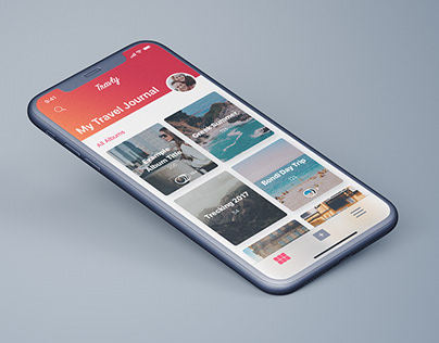 Travel Journal App