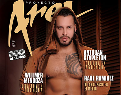 Proyecto Ares Magazine No. 3