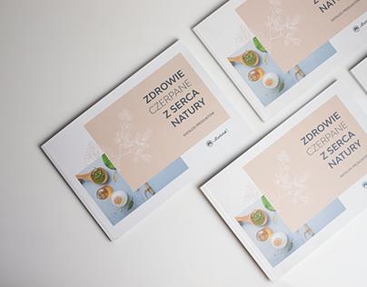 Ziołolek - product catalogue