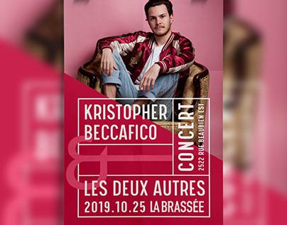 Kristopher Beccafico & Les Deux Autres