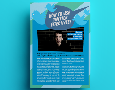 How To Use Twitter Properly . Newsletter