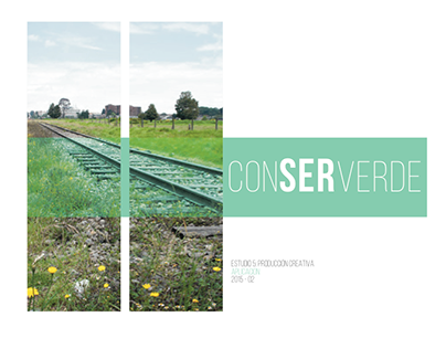 CONSERVERDE : Urban and strategic design