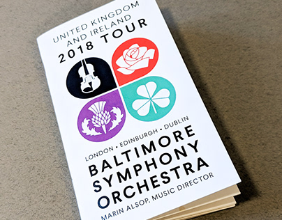 BSO 2018 UK and Ireland Tour Booklet