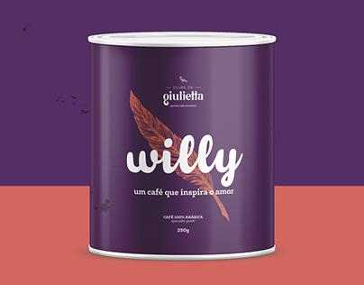 Willy | Giulietta Cafés | Abril 2017