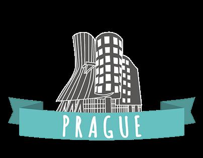 Famous buildings' icons