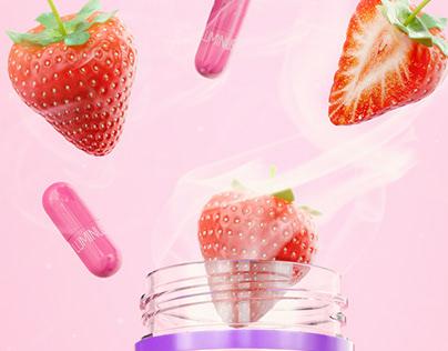 CGI Strawberry Luminus