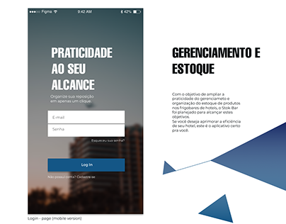 Stok-Bar - Mobile App Project