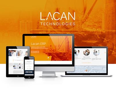 Lacan web design