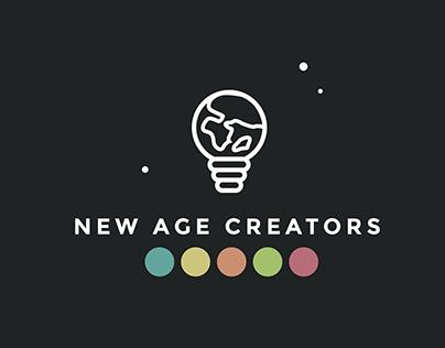 New Age Creators - Branding