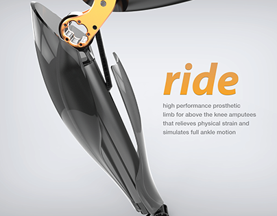 Ride: Cycling Prosthetic