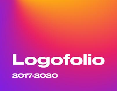 Logofolio 2017 - 2020
