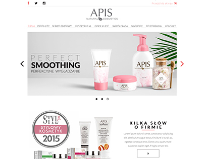Apis Cosmetics (2016)