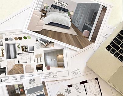 Interior Sketch apartment