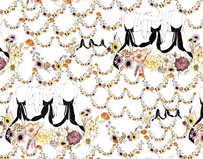 Textiles para Alejandra Quesada (2011 - 2012)