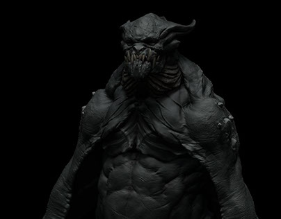 Concept Character Sci-fi