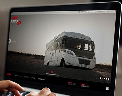LAIKA - Web site