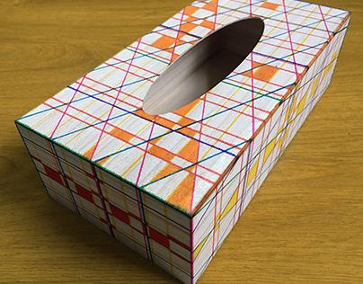 Caja de Kleenex
