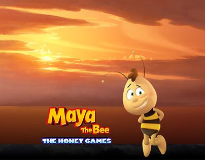 Maya the Bee 2 - Matte Paintings