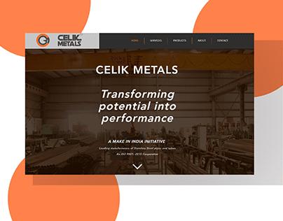 Celik Metals