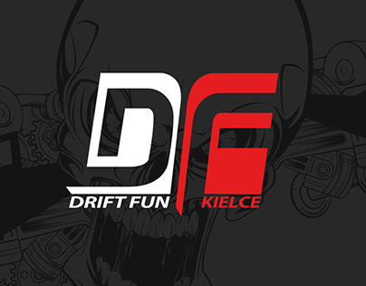 Drift Fun Logo & Car Wraping Design