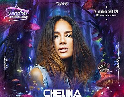 Chelina Manuhutu · Verafest