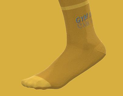 3D Socks