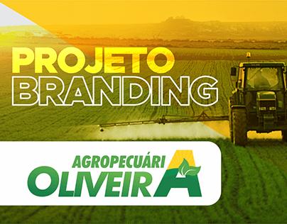 PROJETO DE BRANDING - Agropecuária Oliveira