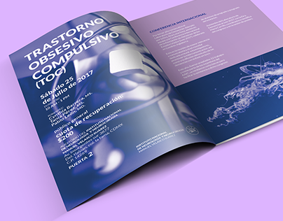 Magazine for Medical Institution | Print design