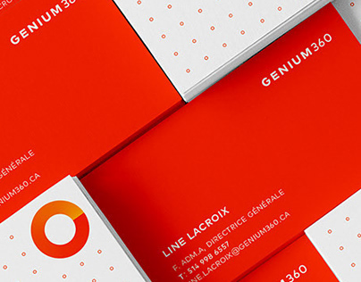 Genium360 | Rebranding