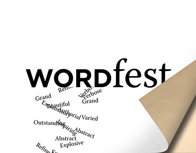 Wordfest - Festival Overview