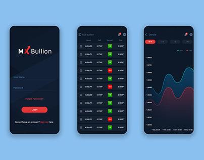 Business App UX/UI Design