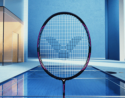 勝利體育 VICTOR badminton racket (Director's cut)