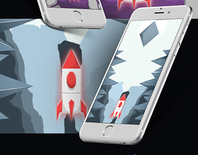 Space Rocket-Game Design