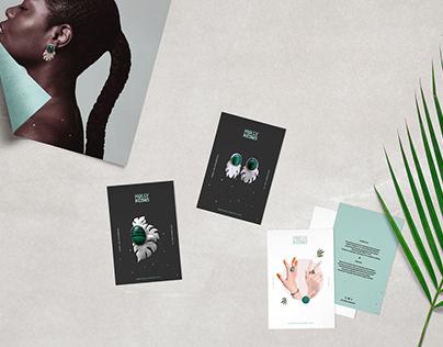 Jewellery: Molly Neons Branding, packaging, Web & Photo