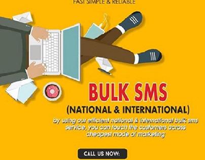 The SMS World - Bulk SMS Service in Chandigarh
