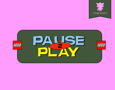 PAUSE 2 PLAY LEGO - FUTURE LIONS
